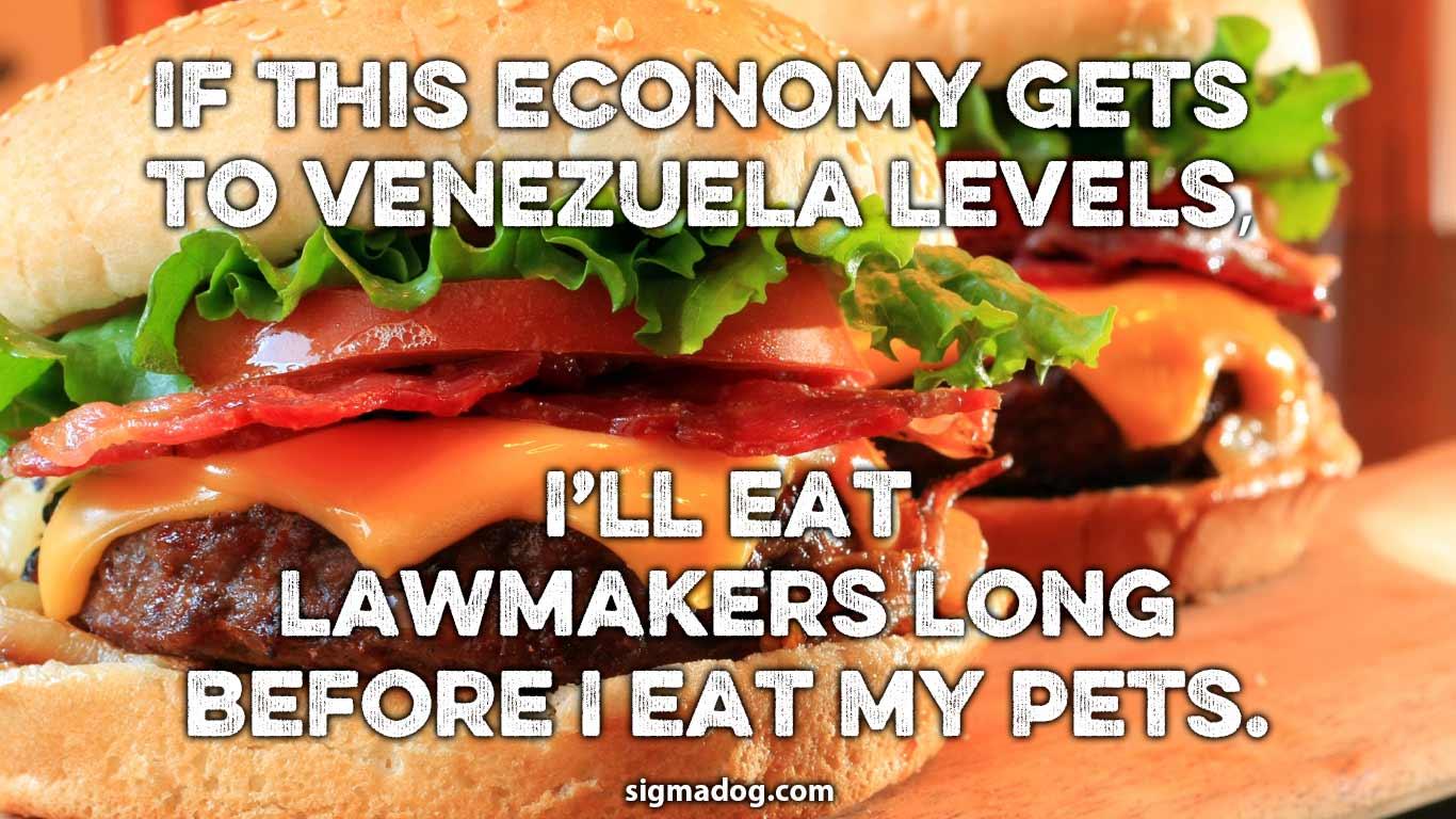 Eat Lawmakers