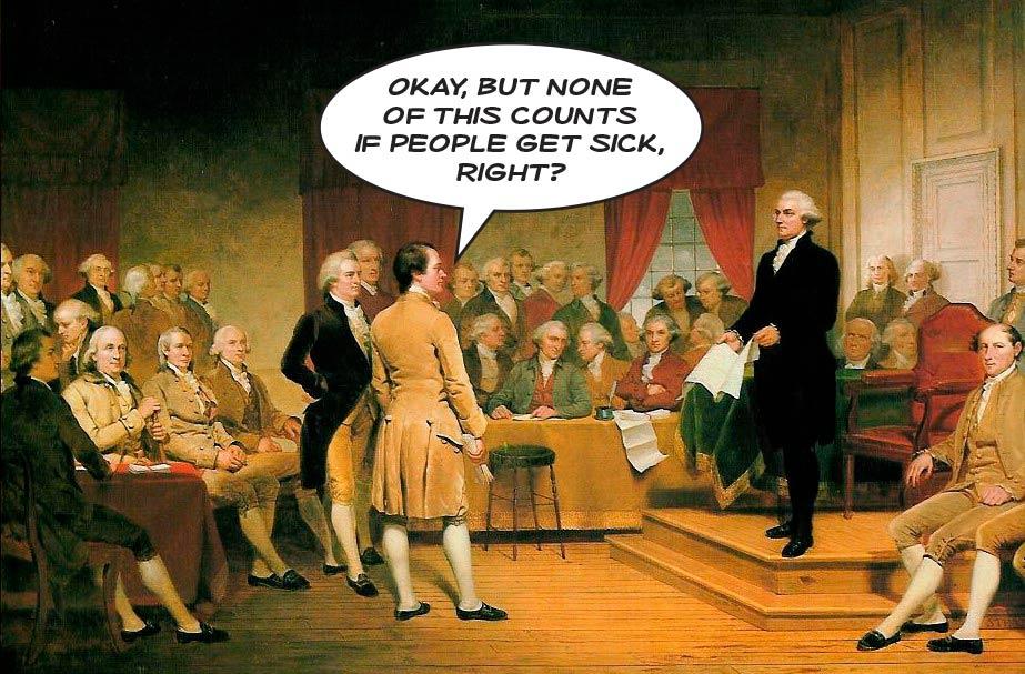 Constitutional Kung Flu