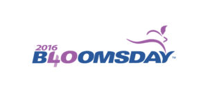 Bloomsday 40th year logo