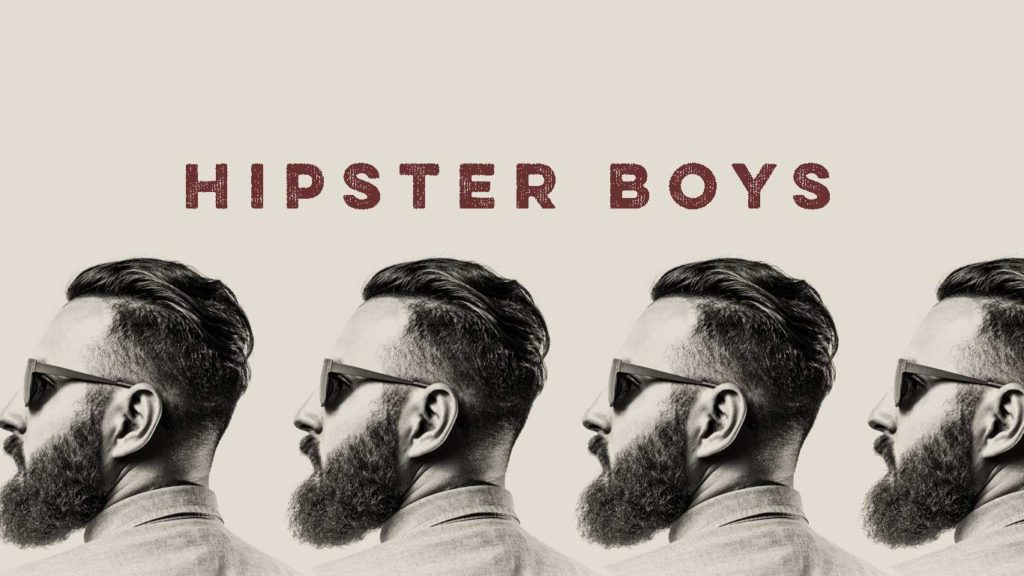 Hipster Boys image