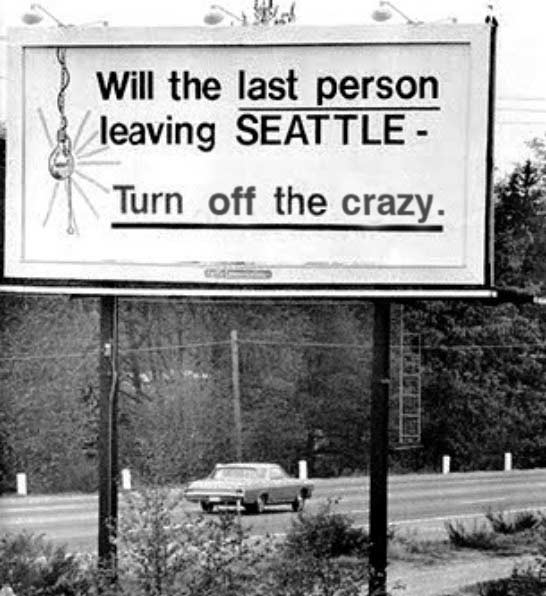 Seattle crazy