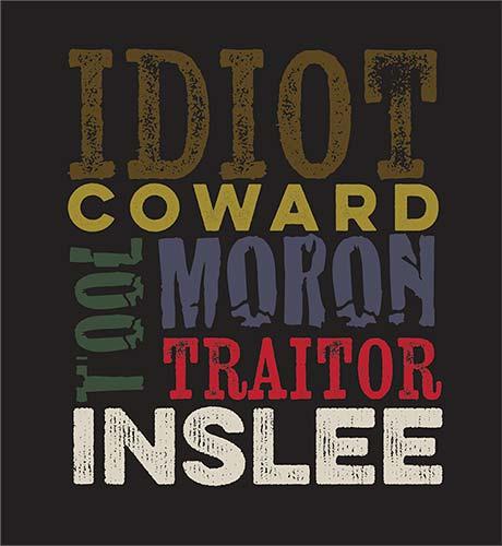 Inlsee traitor shirt