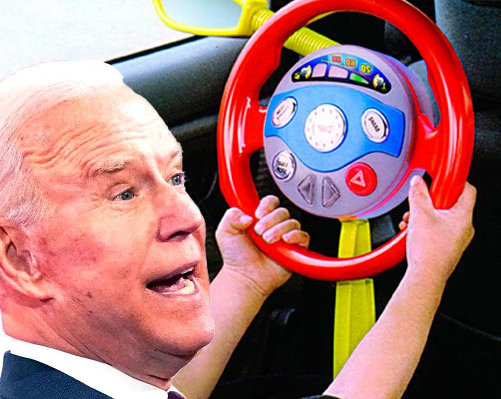 Biden has dementia