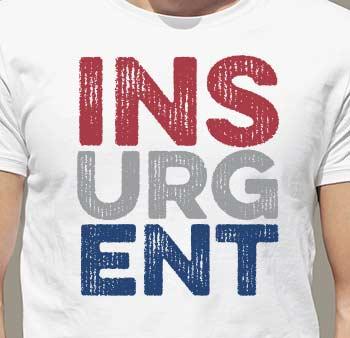Insurgent shirt art