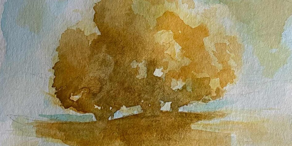 watercolor feature image